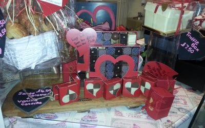 Our new valentines range!