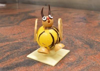 Chocolate bee