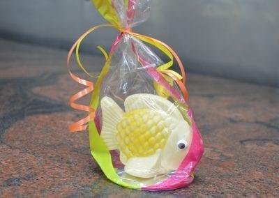 Small Chocolate fish